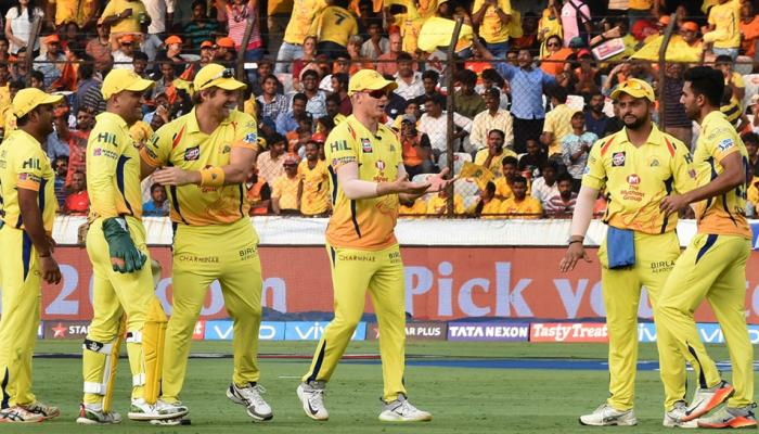IPL 2018 : देखें, दीपक चाहर को क्यों धमकी देते हैं ब्रावो, हरभजन के सामने खोला राज