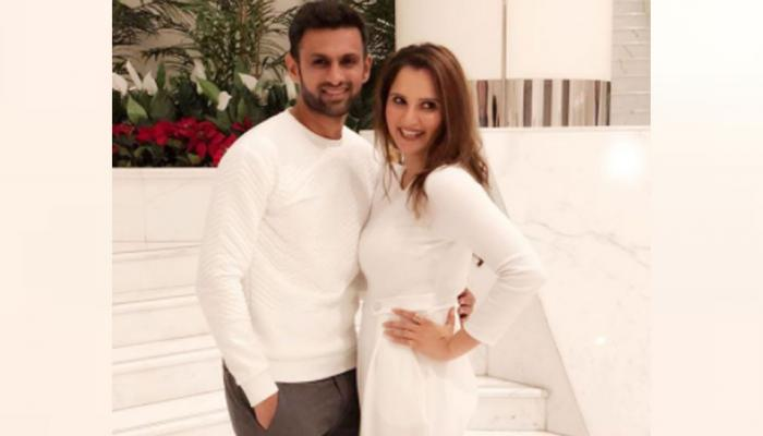 Sania Mirza, Shoaib Malik expecting their first baby in October