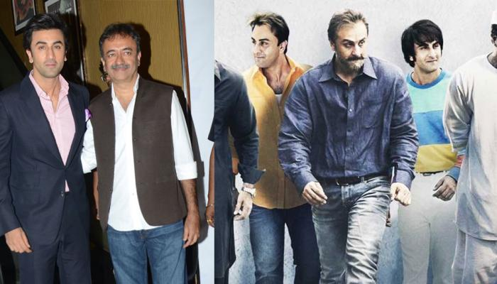 ranbir kapoor sanju teaser launch rajkumar hirani sanjay dutt