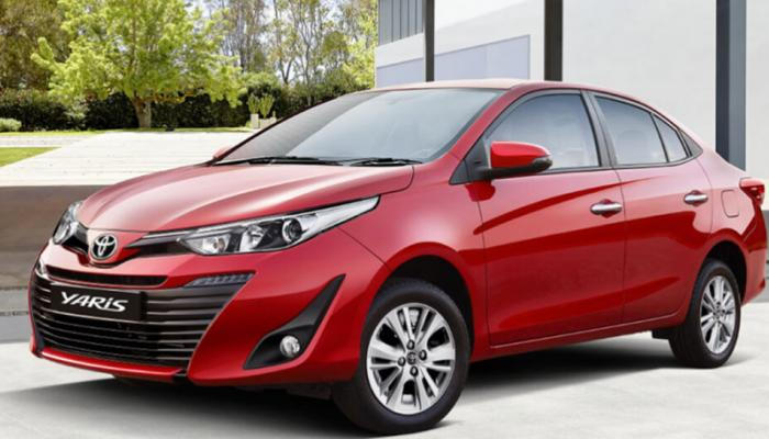 toyota yaris launched in india at rs 8.75 lakh