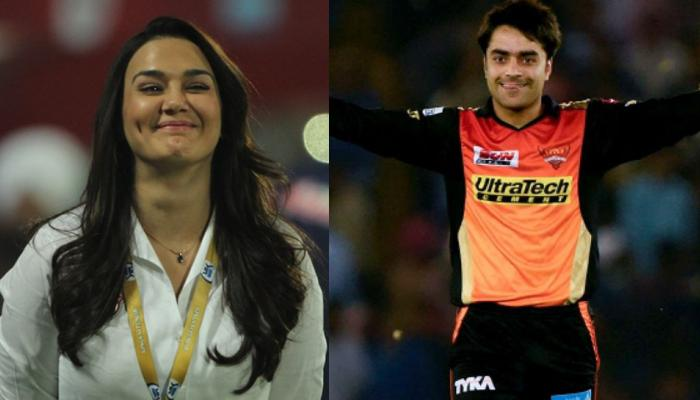 IPL 2018 : Rashid Khan gives Preity Zinta pain of defeat, she had opened her treasury to buy him