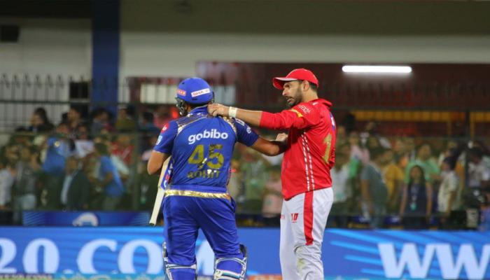 IPL 2018: yuvraj singh wishes Rohit sharma in unique way