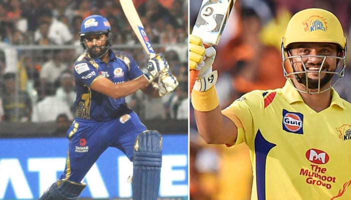 Rohit Sharma breaks this Suresh Raina record against Kolkata in IPL 2018