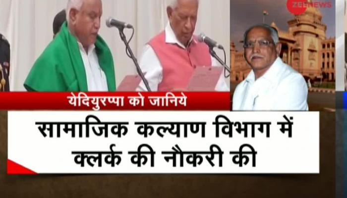 Karnataka verdict LIVE: Yeddyurappa takes oath as Chief Minister