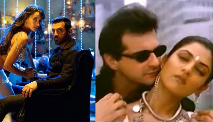 nora fatehi and john abraham to recreate sushmita's hit song dilbar, see viral pics
