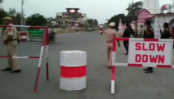 NRI ONLY: Pathankot on high alert after getting inputs from agencies