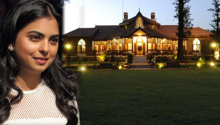 Isha Ambani in law's Piramal Bungalow in Mahabaleshwar, Check out Pics