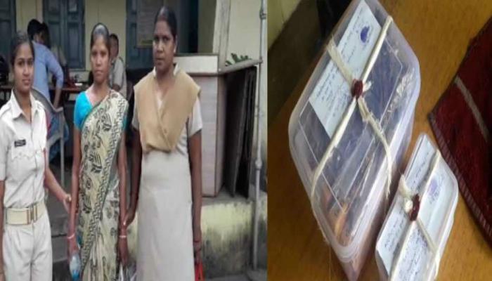 जमशेदपुर: नशीली वस्तुओं की बिक्री पर पुलिस हुई सख्त, महिला को गांजे के साथ किया गिरफ्तार