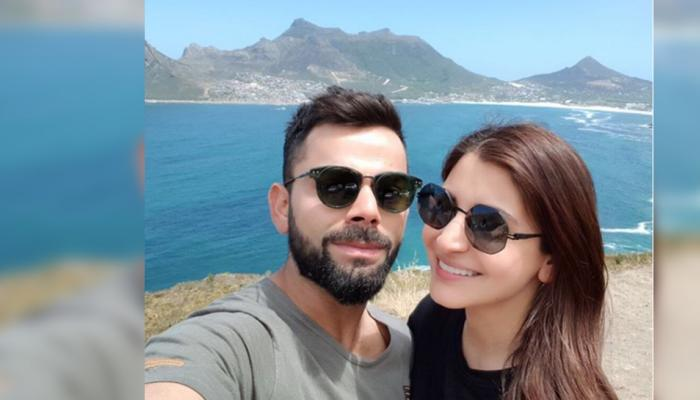Not Chiku, Anushka Sharma calls Virat Kohli with this name