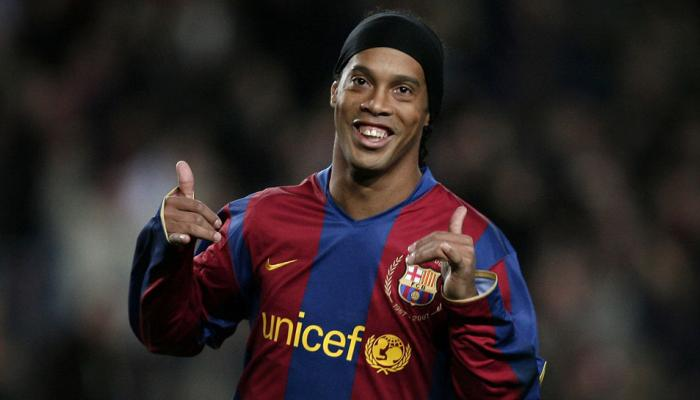 India Today: footballer Ronaldinho to marry two women at the same time says reports