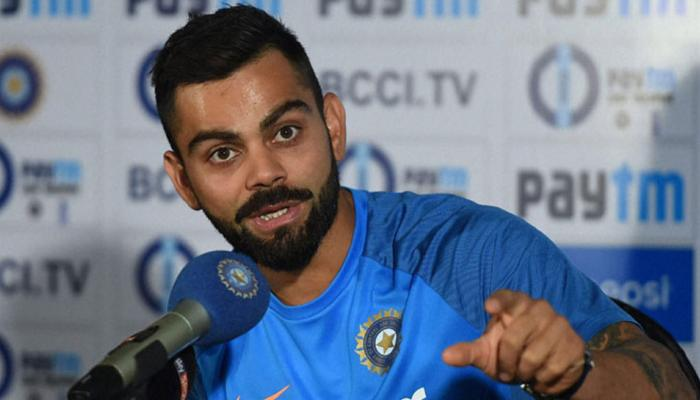 If injured Virat kohli gets out from England tour, these 5 player claim his position