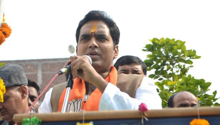 Top news of hindi and english newspaper life threat to BJP MLA Pankaj Singh, son of home minister Rajnath