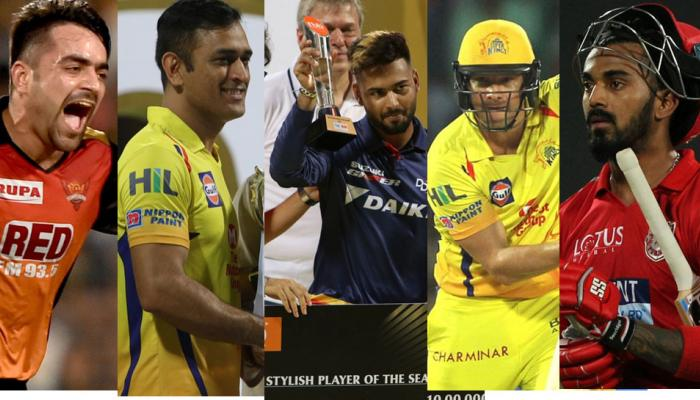Top 6 players of IPL 2018, who dominated whole season