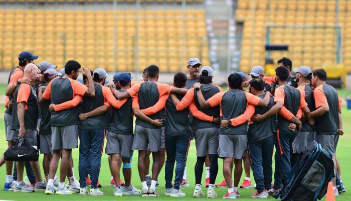 Image result for बेंगलुरु टेस्ट : अनुभवहीन अफगानिस्तान को हल्के में नहीं लेगा भारत