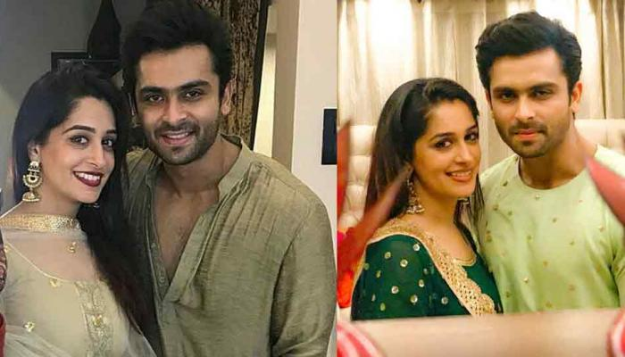 tv actress celebrated her firt eid with family, see pics