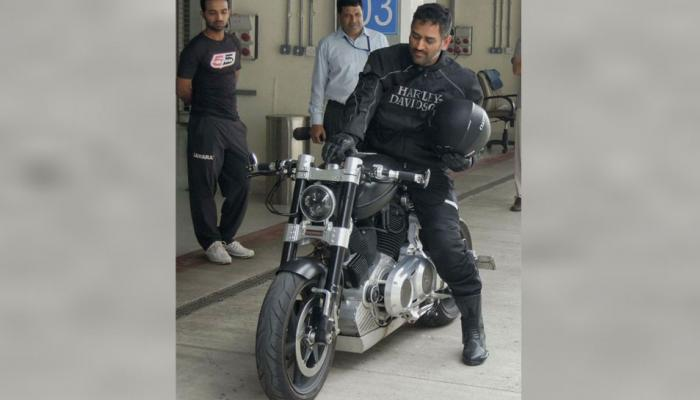 MS Dhoni is the one and only person in South East Asia who has ‎X132 Hellcat Combat