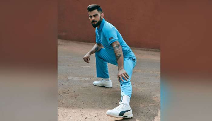 Messi, Ronaldo, Neymar, Harry Kane are favorites of Indian players including Virat kohli