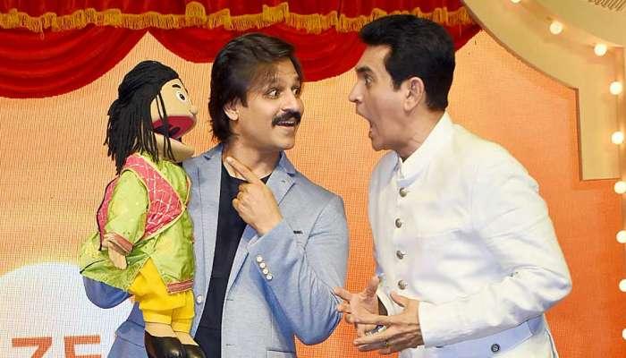 Here's why Vivek Oberoi's wife Priya is scared of India's Best Dramebaaz season 3