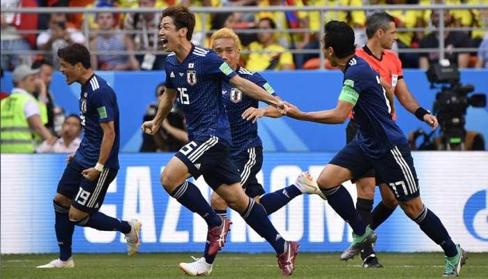 FIFA World Cup : जापान ने रचा इतिहास, पहली बार एशियाई टीम से हारी लैटिन अमेरीकी टीम