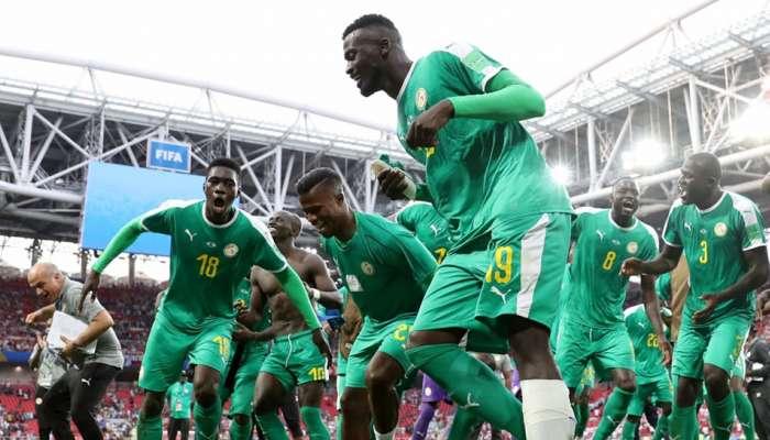 FIFA  World Cup : सेनेगल ने पोलैंड को 2-1 से हराकर चौंकाया