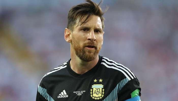 FIFA  World Cup : जन्मदिन से पहले मेसी अर्जेंटीना को जीत दिलाने के दबाव में होंगे