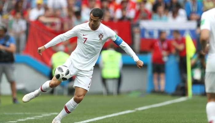 क्रिस्टियानो रोनाल्डो ने फिर दिखाया जलवा, पुर्तगाल की मोरक्को पर संघर्षपूर्ण जीत