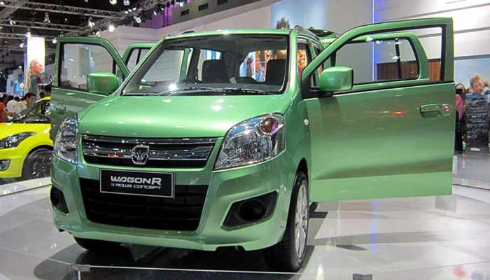 see the look maruti suzuki 7 seater wagon r concept mpv