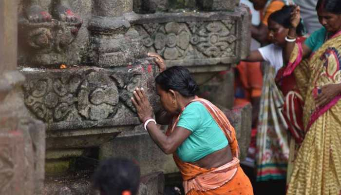 Assam: Ambubachi Mela begins at Kamakhya Temple in Guwahati