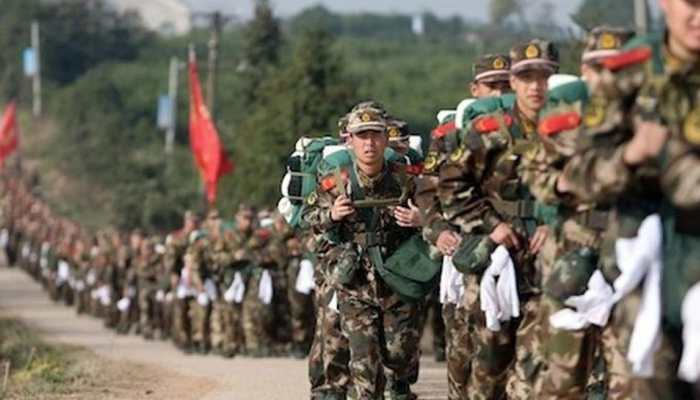 Top news of hindi and english newspaper China PLA Military Excersie in Tibbet after Doklam dispute