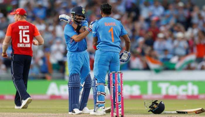 VIDEO: टी-20 क्रिकेट में विराट कोहली ने रचा इतिहास, इंग्लैंड में बनाया खास रिकॉर्ड