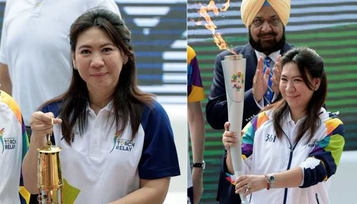 Asian Games 2018 Torch relay begins