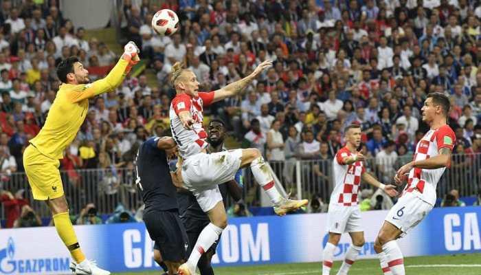 FIFA World Cup फाइनल: जीत की ओर फ्रांस, क्रोएशिया पर बनाई 4-2 की बढ़त