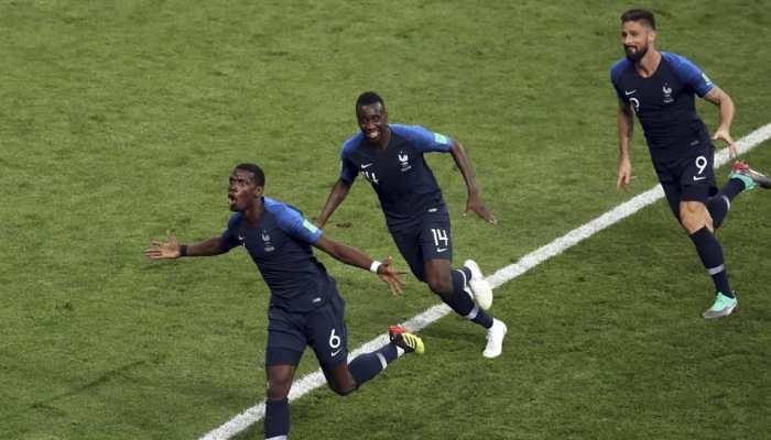 फ्रांस बना FIFA World Cup 2018 का चैंपियन, क्रोएशिया को 4-2 से हराया