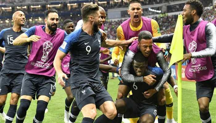 20 साल बाद फ्रांस बना विश्व फुटबाल का सरताज, क्रोएशिया का सपना टूटा