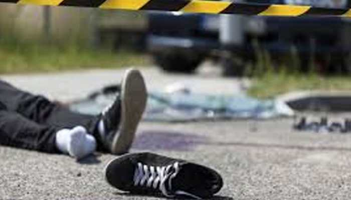 NRI ONLY: Accident on ajmer road, one died, one injured, one missing