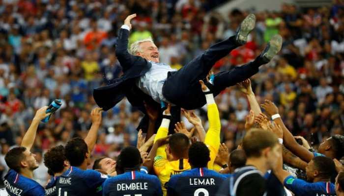 फ्रांस ने जीता वर्ल्ड कप, कोच डिडिएर डेसचैम्प्स के नाम दर्ज हुआ खास रिकॉर्ड