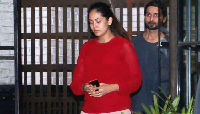 Did bollywood actor Shahid Kapoor upset his pregnant wife Mira Rajput