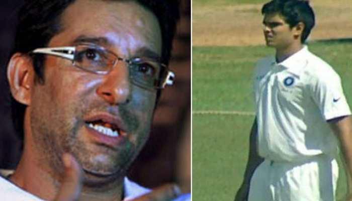 VIDEO: वसीम अकरम ने दी थी टिप्स, अर्जुन तेंदुलकर ने फेंकी उनके जैसी इन स्विंगर!