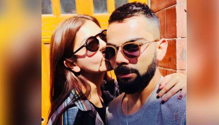 WATCH: How Virat kohli and Anushka sharma are spending their time in England
