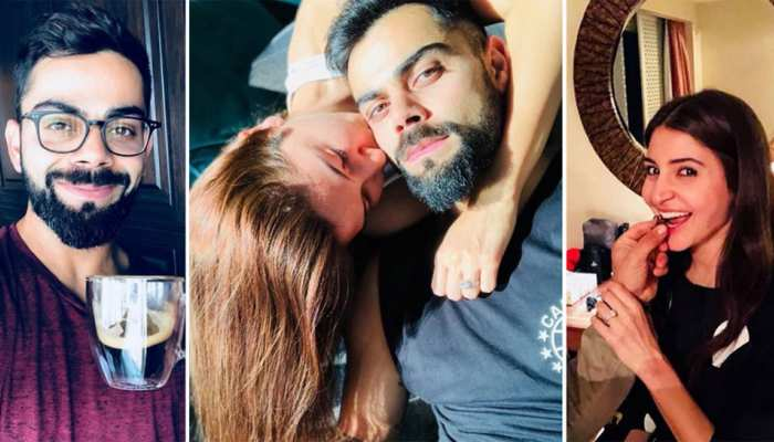Virat Kohli and Anushka Sharma's Mumbai home take a tour inside