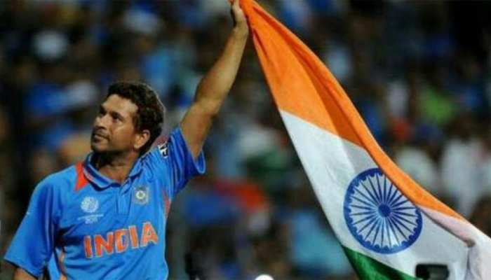 sachin Tendulkar has a record of most four in international cricket