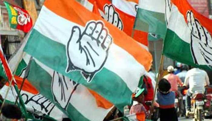 कांग्रेस ने मध्य प्रदेश के लिए किया चुनाव समिति का गठन