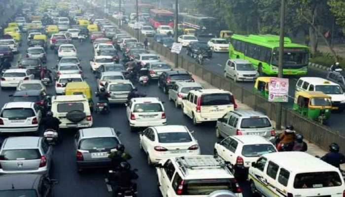 delhi metro and traffic diversion in delhi on independence day