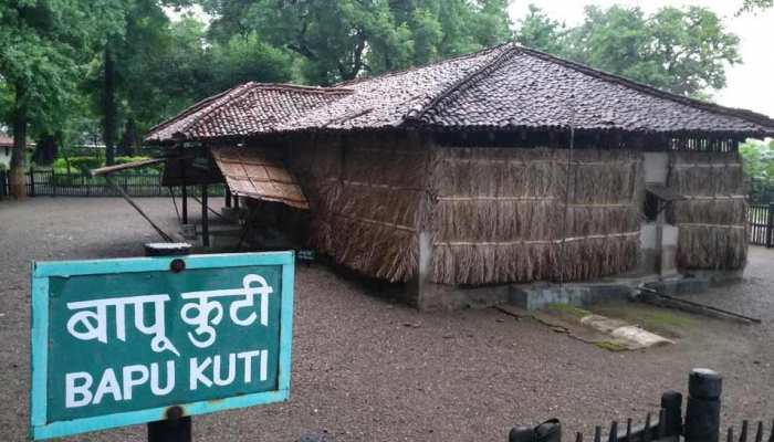 150th Birth Anniversary of Mahatma Gandhi: know about Mahatma Gandhi's Sevagram Ashram