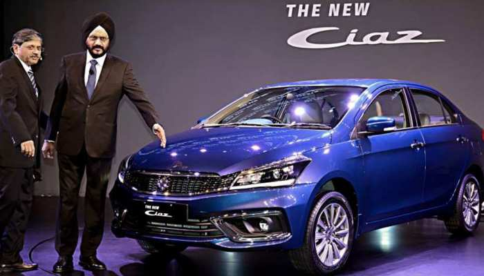 2018 Ciaz Facelift launched in India price starts from 8.19 lakhs