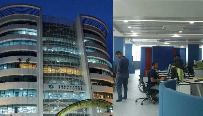 The biggest bamashah techno ready in Jaipur, will provide free services to startups for 1 year
