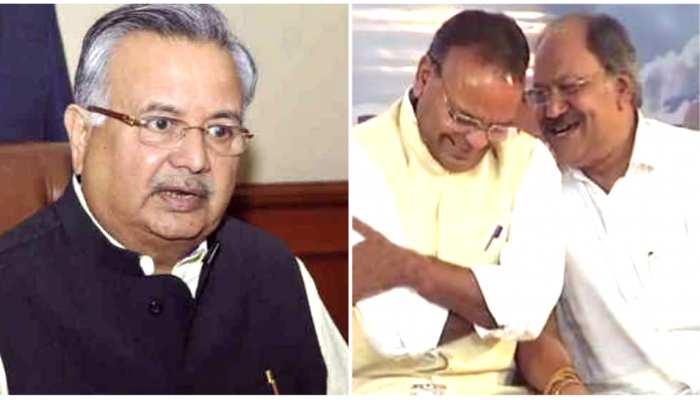 छत्तीसगढ़: कांग्रेस ने की मांग, अस्थि कलश श्रद्धांजलि सभा में ठहाका लगाने वाले मंत्री बर्खास्त किए जाएं