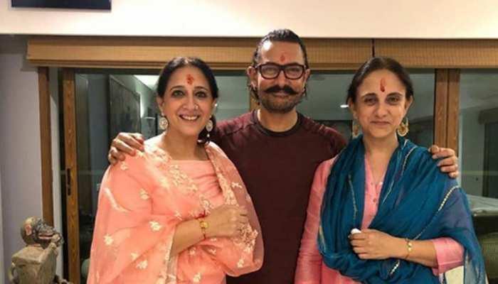 Viral Pic: आमिर खान ने तोड़ी राखी की यह परंपरा, कायम की नई मिसाल