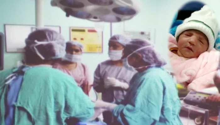 मां के गर्भ में एक दिल से जुड़े थे दो बच्चे, डॉक्टरों के 'चमत्कार' से बची एक की जान
