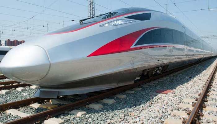 Image result for बुलेट ट्रेन परियोजना के लिए जापान के बैंक से लोन की पहली किस्त में 5,591 करोड़ रुपये